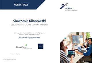 Autoryzowany Partner Microsoft Dynamics NAV