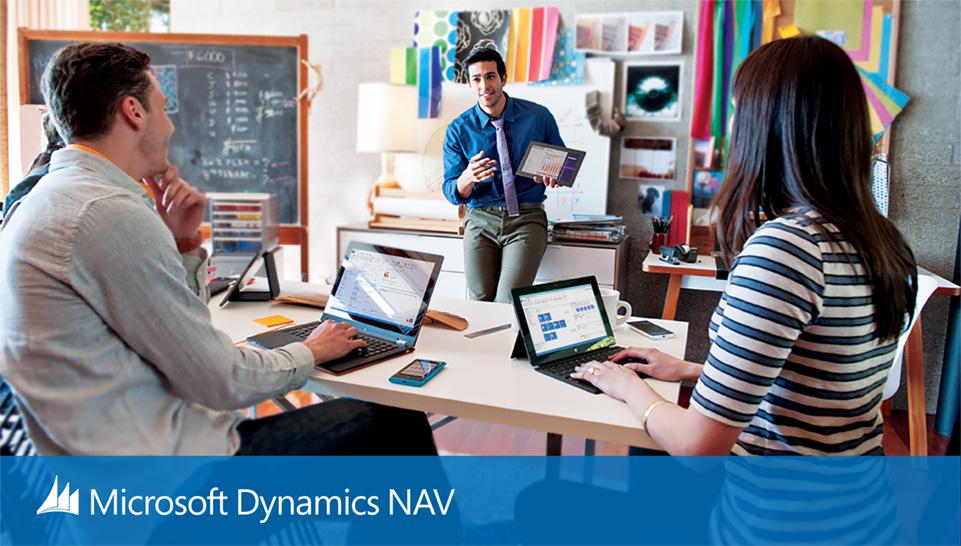 Microsoft Dynamics NAV Live